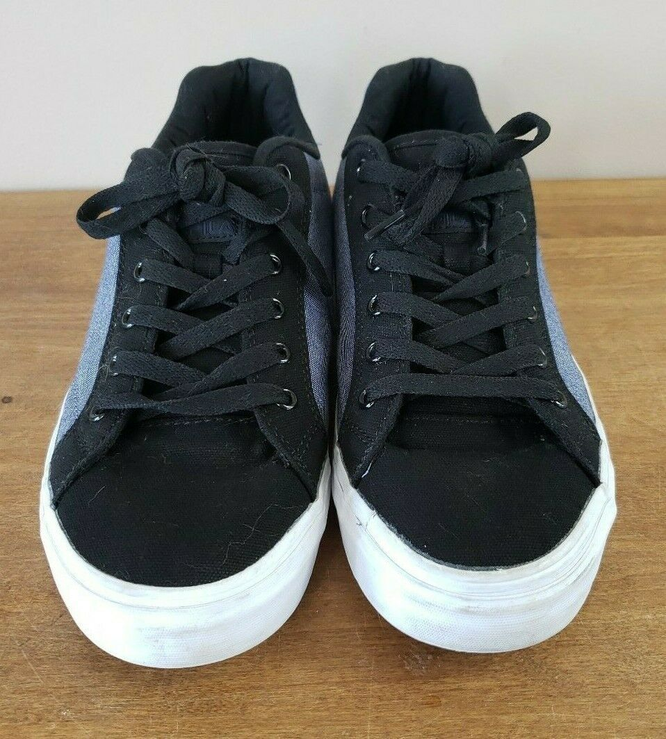 Fila Men's Canvas Walking Skate Shoe Size 11 S374