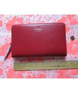 Kate Spade New York Wallet Travel Grand Street Pillbox Red NEW $248 - $196.02