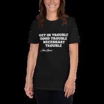 Good Trouble John Lewis T-shirt / Good Trouble T-shirt / John Lewis T-Shirt image 5