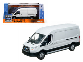 2015 Ford Transit (V363) Oxford White 1/43 Diecast Car Model by Greenlight - $26.38