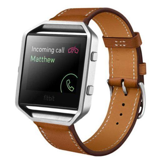 Fitbit Blaze Tracker Only Smart Fitness Watch Heart Rate Workout - No wristband