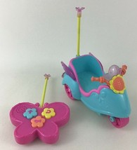 My Little Pony Pinkie Pie Remote Control Scooter Toy Butterfly 2014 Toy ... - $22.23