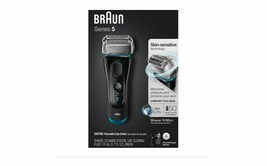 Braun Series 5 5190cc Clean and Charge System Mens Electric Shaver NEW - $180.49