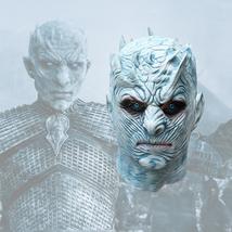 Game of Thrones Night's King Mask Helmet Halloween Cosplay Season Natura... - $38.08 CAD