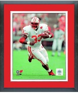 Ron Dayne 1999 University of Wisconsin Badgers Action -11x14 Matted/Fram... - $43.55