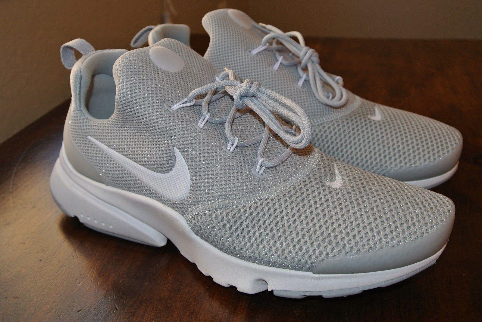 pretty nice 13858 e9365 Nike Presto Fly Wolf Grey White 908019 003 and 50 similar items