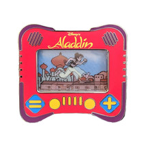 Aladdin Disney Lapel Pin: I Love Gaming - $194.90