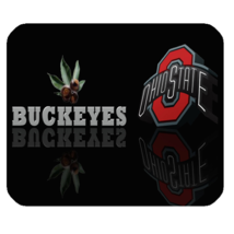 Mouse Pads The Ohio State Buckeyes Football Team Sports Game Anime Mousepads - $6.00