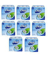 24 Dial Coconut Water Gentle Cleansing Skin Care Bars, Glycerin Soap, 8 ... - $49.86