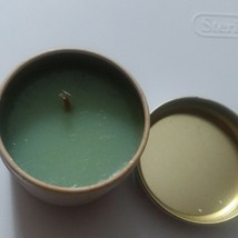 Gold Canyon Candle Company Mint Truffle 2oz Tin Retired - $35.42