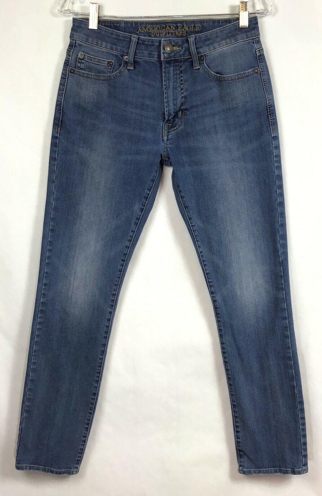 American Eagle Outfittters AEO Mens Denim Jeans 29x30 360 Extreme Flex Stretch