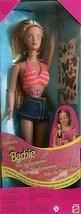 Barbie Mattel 1998 Butterfly Art Barbie Doll w Wearable Decorations New ... - $18.83