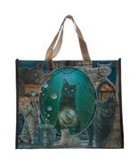 Shopping Bag ~ Magic Cat Montage - Reusable  - $10.10