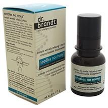 dr. brand needles no more wrinkle smoothing cream, 0.5 fl. oz. / 15 ml - $55.16
