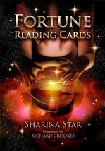 Fortune Reading Cards - Sharina Star - $22.93
