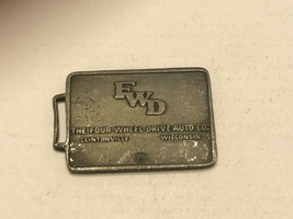 Vintage Watch Fob - The Four Wheel Drive Auto Company - $17.00