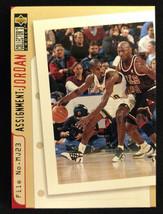 1996-97 Upper Deck Collector's Choice Michael Jordan #366 Basketball Card - $3.75