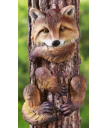 Fox Tree Hugger - $21.50