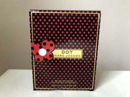 MARC JACOBS Dot Eau De Parfum Spray EDP 3.4oz/100ml New in Box  - $133.64