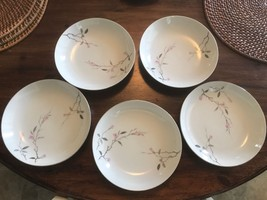 "Crest Wood China - Cherry Blossoms - 1067 - SAKURA - 5 1/2"" Berry Bowls (5) - $9.50"