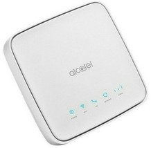 Alcatel LinkHub Cat 4 | HH41 4G LTE (GSM UNLOCKED) Phone Hotspot WiFi Router