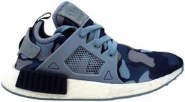 Adidas NMD XR1 W Blue Duck Camo BA7754 Women's Size UK 5.5 - $151.70
