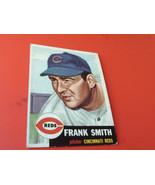 1953  TOPPS    FRANK  SMITH   #  116    CINCINNATI  REDS    BASEBALL  !! - $29.99