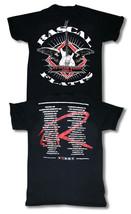 """RASCAL FLATTS - 2014 """"REWIND"""" CONCERT TOUR T-SHIRT / SZ. M - $11.39"""