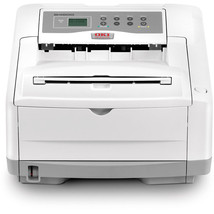 Oki B4600 Workgroup Monochrome Laser Printer - $227.69