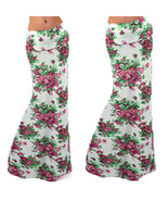 Women New Empire Waist Sexy Stretch Bodycon Maxi Cute Skirts L Party - $11.00