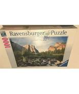 Ravensburger Yosemite Valley California National Park 1000 piece Puzzle New - $19.79