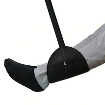 Home Foot Hammock Travel Outdoor Indoor Mini Foot Feet Rest Comfy hanger... - £11.57 GBP