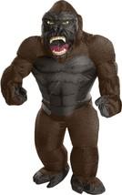 Rubies King Kong Inflatable Movie Ape Child Boys Halloween Costume 630849 - $58.41