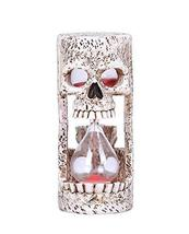 Pacific Giftware Skull Head Sandtimer Collectible Open Mouth Hour Glass Skeleton - $26.72