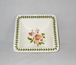 Portmeirion Botanic Roses Warm Wishes Vegetable Serving Salad Bowl - $28.00