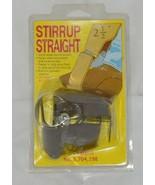 Rollin Beauchane 300899 Stirrup Straight Two One Half Inch - $26.99