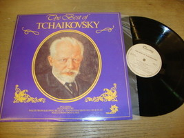 London Festival Orchestra - The Best Of Tchaikovsky   - LP Record   EX VG+ - $6.71