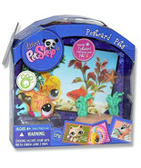 Littlest Pet Shop Postcard Pets Angelfish #1355 NIP - $8.82