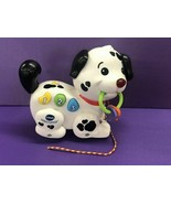 VTECH Pull & Sing Puppy musical learning toy - $9.85