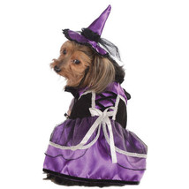 Purple Witch Pet Costume - $26.95+