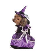 Purple Witch Pet Costume - $26.95+