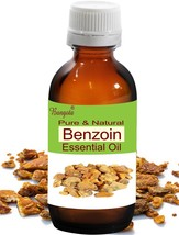 Benzoin Oil- Pure & Natural Essential Oil- 100ml Styrax benzoin by Bangota - $38.18
