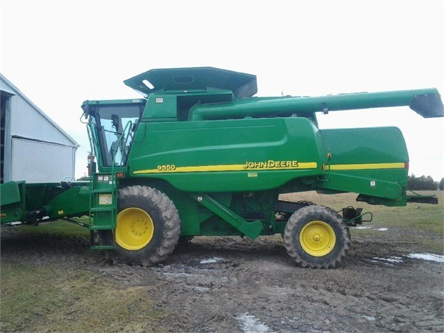 2003 John Deere 9550 For Sale In Thamesville, Ontario Canada N0P2K0