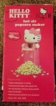 Hello Kitty Hot Air Popcorn Maker.....Brand New!!! image 2