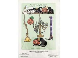Boss Kut Halloween Clear Stamp Set #2007