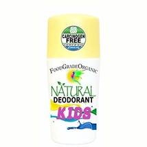 KIDS 100% Natural Organic Healthy Roll On Deodorant for Children Healing Detox A