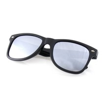Trendy Sunglasses Vintage Mirror Lens New Men Women Fashion Frame Retro - $4.26+