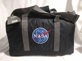 "NASA Logos 17"" Sports Bag Duffel Backpack Gym Bag Space Astronaut Astron... - $25.00"