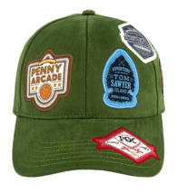 Disney Parks Exclusive Twenty Eight & Main Patches Baseball Cap Hat New - $33.99