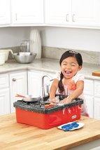 Play Set Kitchen Sink Stove Tools Toddler Kid Children Toy Pretend Game ... - $49.99